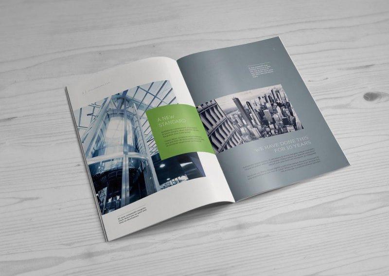 طراحی و چاپ کاتالوگ حرفه ای فوری